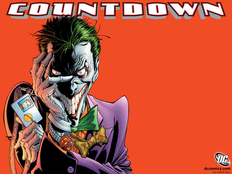DC Countdown No. 50