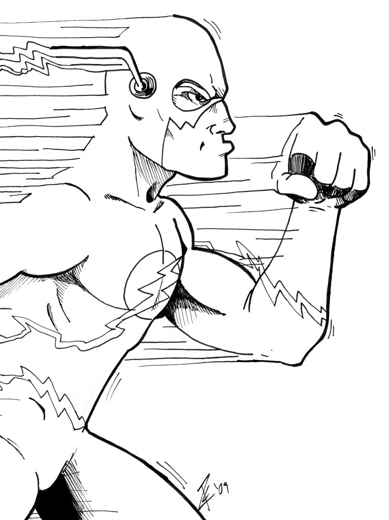 Flash Dc Super Heroes Coloring Pages Coloring Pages Dc Coloring Pictures
