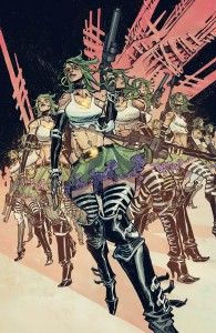 copyright 2011 by Top Cow Productions