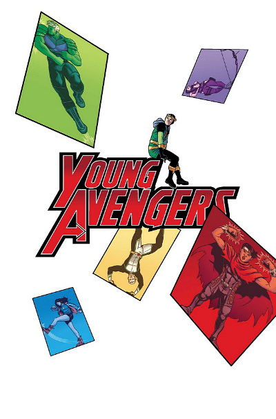 Comic Book Noise 293: Young Avengers 2, Dial H 6, and Wonder Woman 17