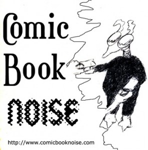 Not Comic Book Noise