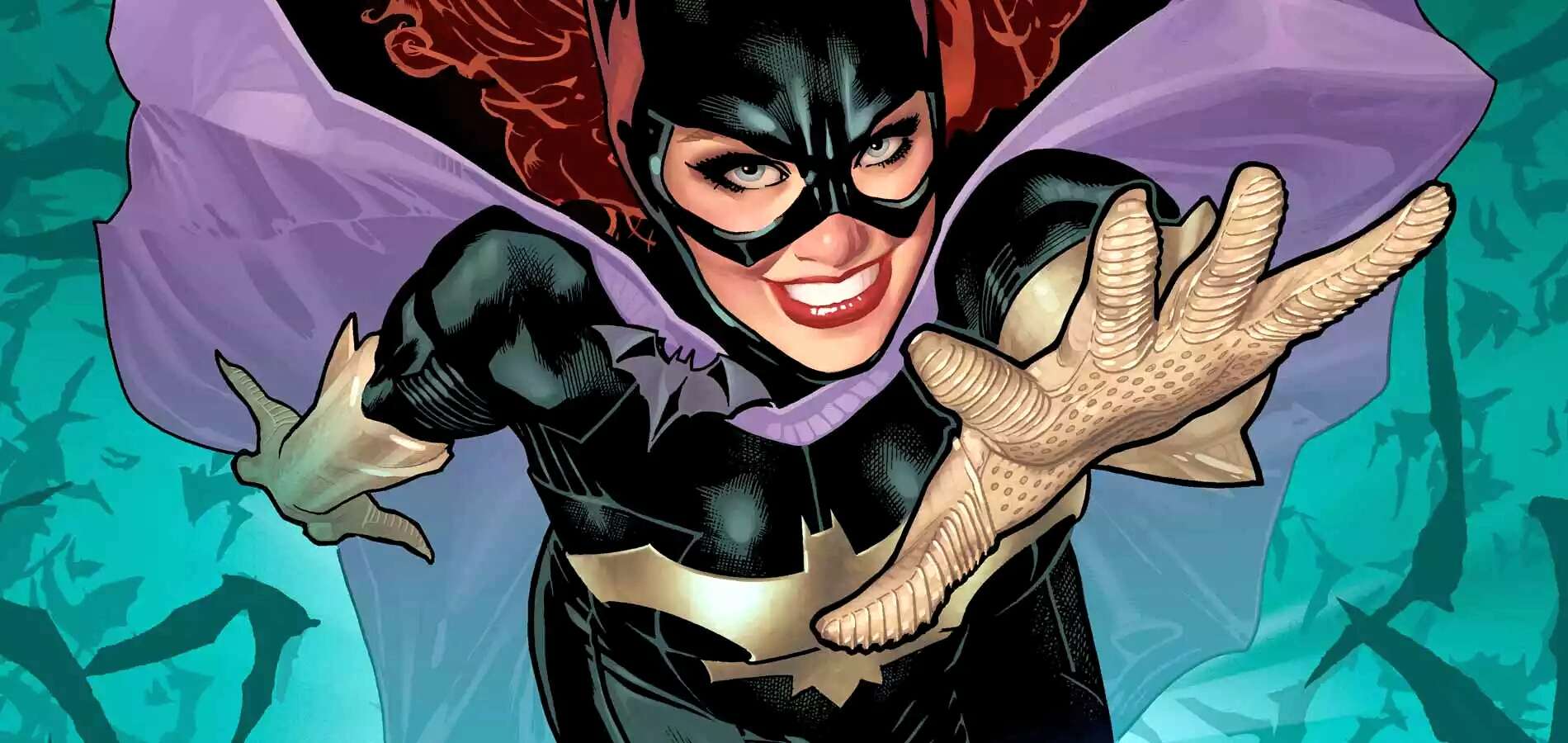 Comic Book Noise 578: Batgirling?
