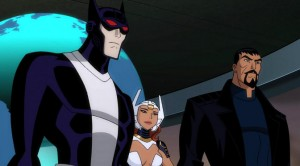 He also realizes a greater appreciation for the work of Bruce Timm.