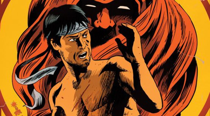 Comic Book Noise 567: Master of Kung Fu #4