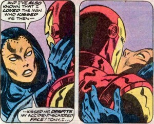 Iron Man and Madame Masque