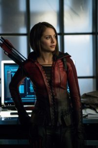 Willa Holland as Speedy