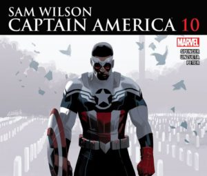 Captain America Sam Wilson #10