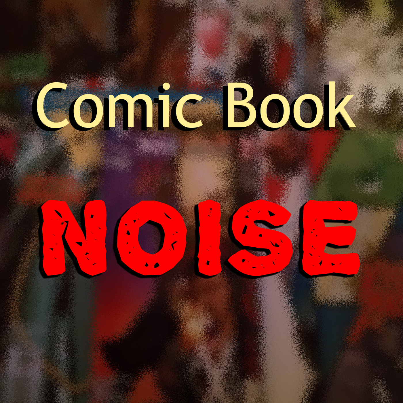 Comic Book Noise